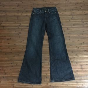 Joes Jeans Muse Fit Wide Leg Flare Jeans